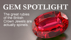Gem Spotlight: Spinel